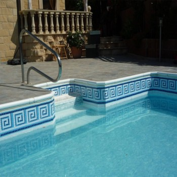 Pool Borders Image