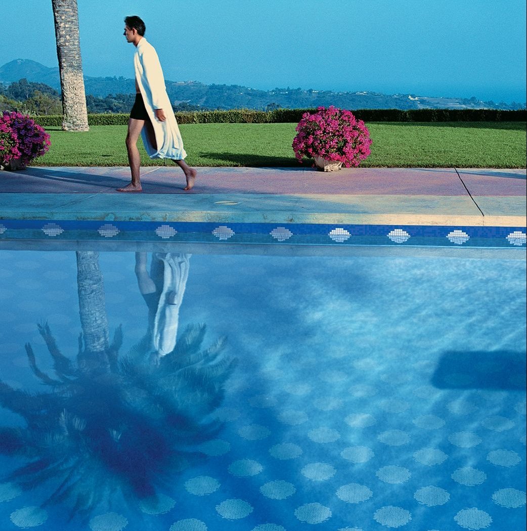bisazza corfu pool slider image