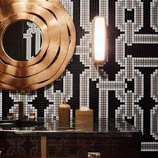 bisazza glass mosaics decorations image