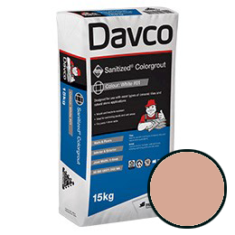 Davco Tuscan Clay Colorgrout Image