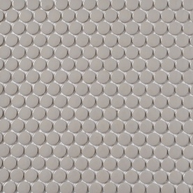 Penny Round Pearl Grey Image
