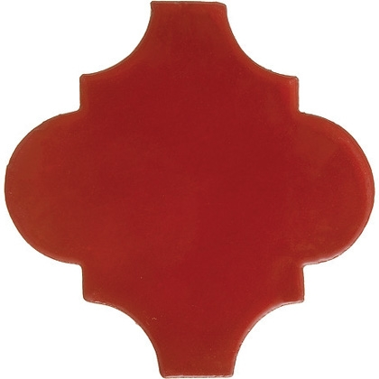 Moroccan Red Tile Image