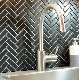 mini chevron mosaic slider image